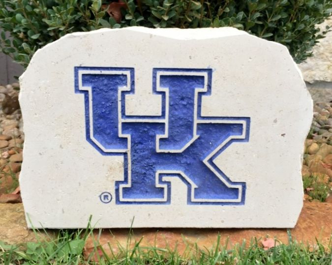 university of kentucky small porch stone