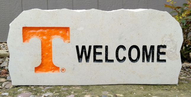17 tennessee welcome porch stone