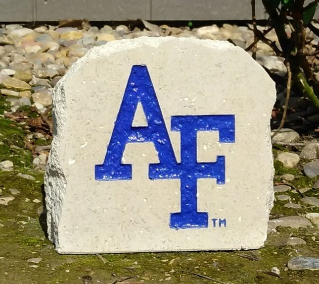7 us air force academy desk stone