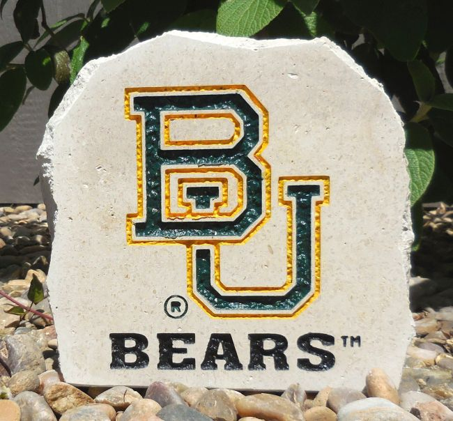 baylor bu bears small stone
