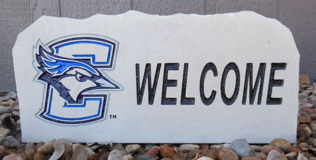 creighton welcome porch stone