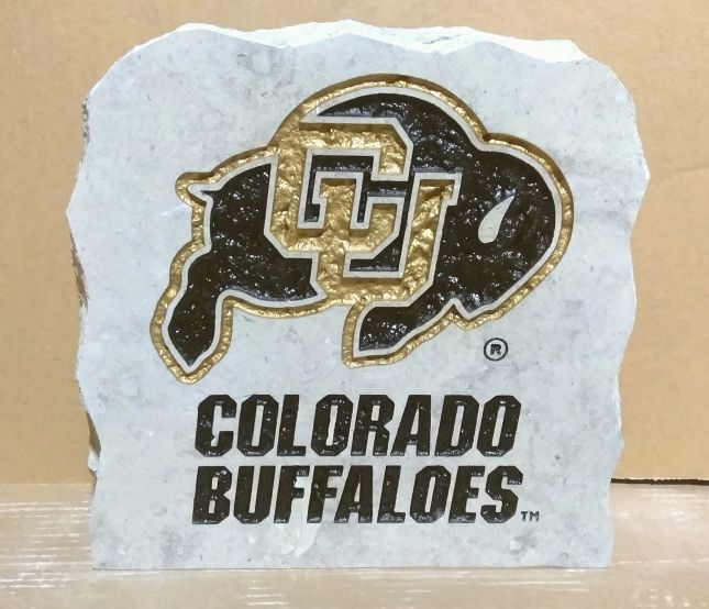 Colorado buffaloes Porch Sign