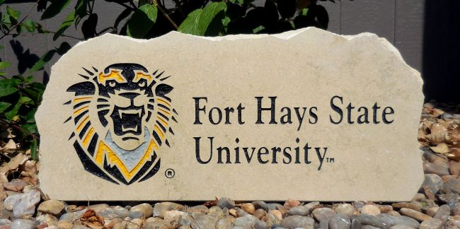 fort hays state university stone