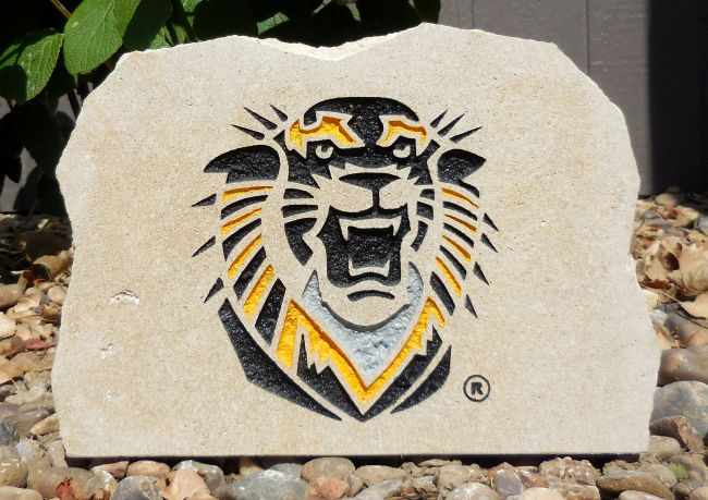 fhsu small porch stone