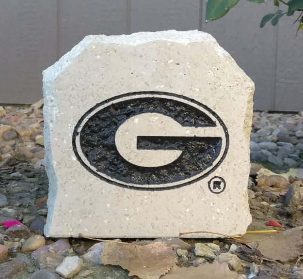 university of georgia desk stone