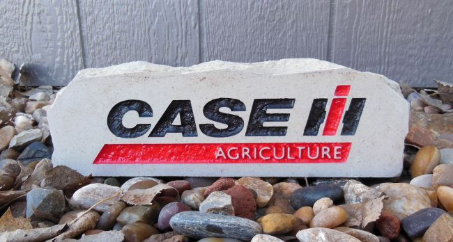 case ih long desk stone