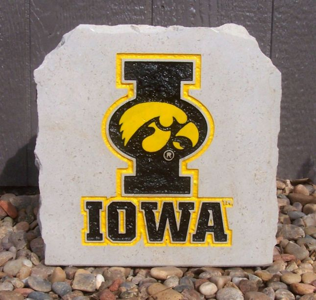 11in i hawkeyes stone