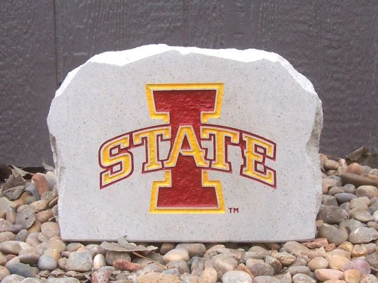 iowa state porch stone