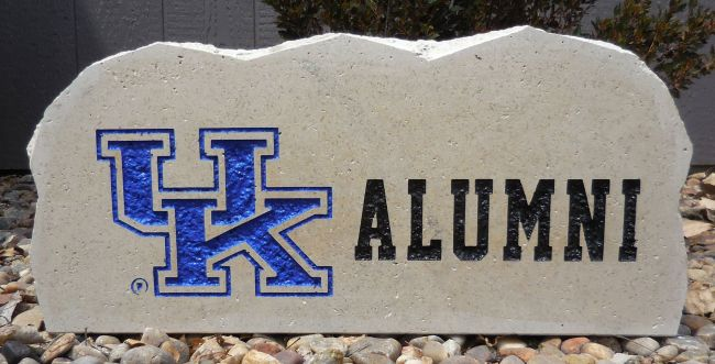 uk alumni porch stone