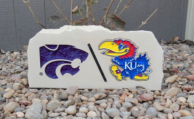 ksu divided house ku stone