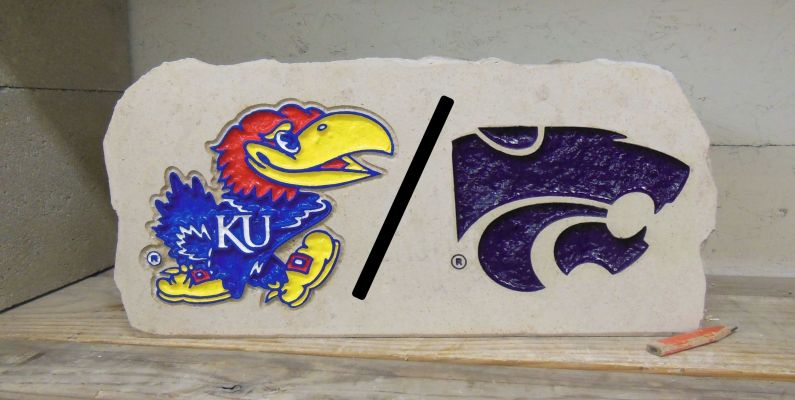 ku ksu divided house porch