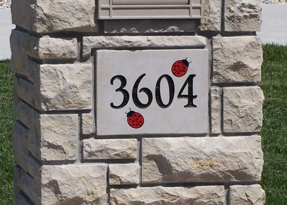 address stone graphics