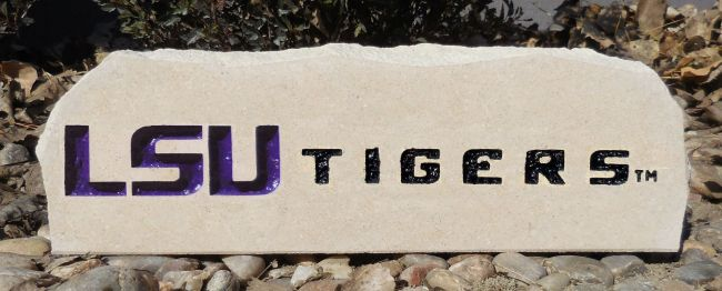 lsu long desk stone