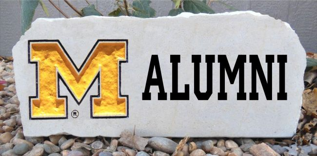 michigan alumni stone
