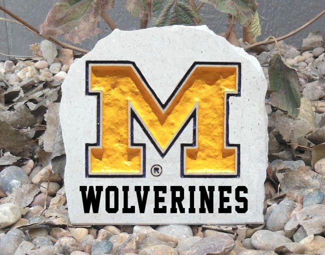 7in wolverines desk stone