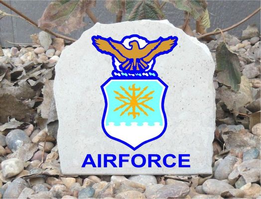 airforce desk stone