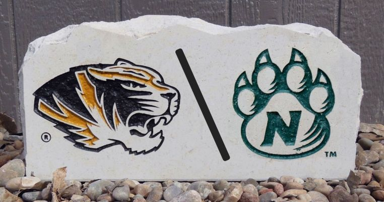 mizzou divided bearcats porch stone