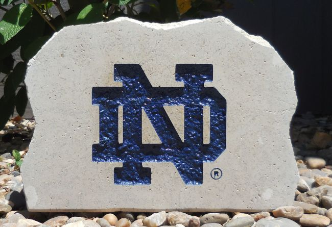 notre dame medium porch stone
