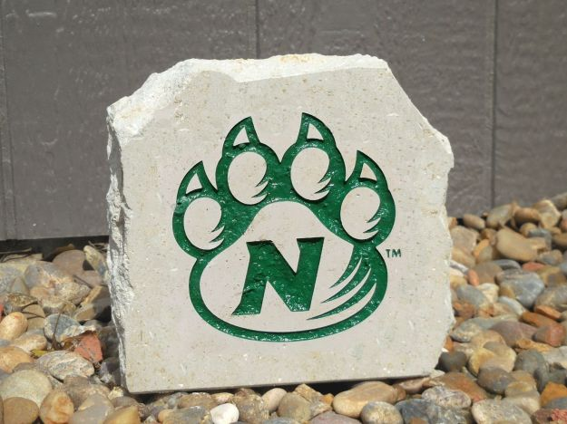 paw small desk stone
