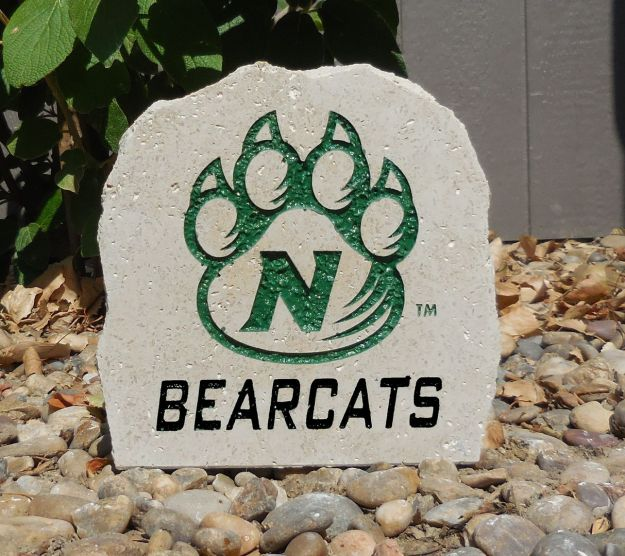 7in bearcats desk stone