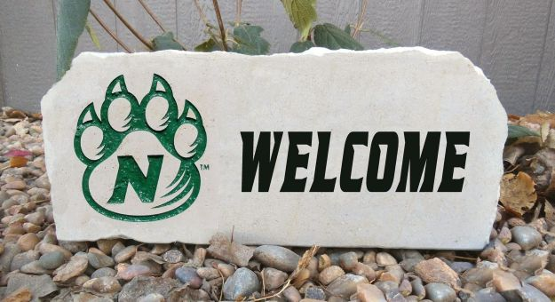 nwmsu welcome porch stone