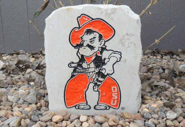 osu 11in cowboy porch stone
