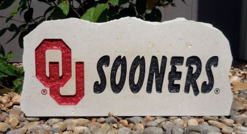 ou sooner porch stone