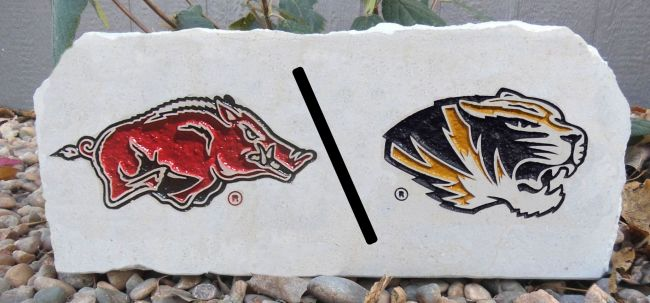 razorbacks tigers divided house