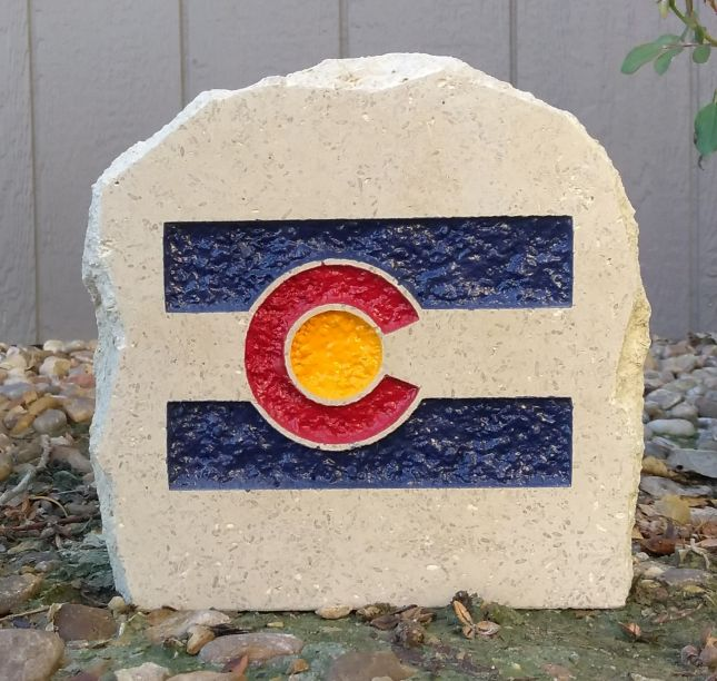 state of colorado flag 7