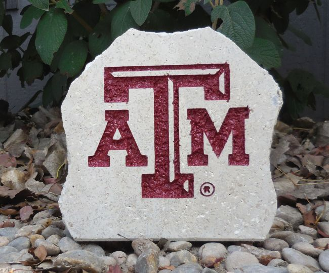 texas a&m desk stone