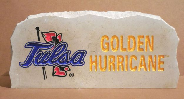 golden hurricanes porch stone