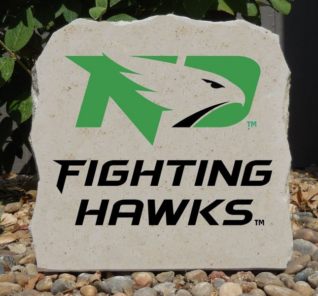 11in fighting hawks stone