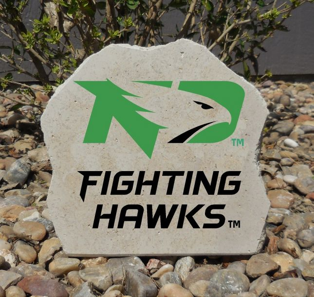 7in und fighting hawks desk stone