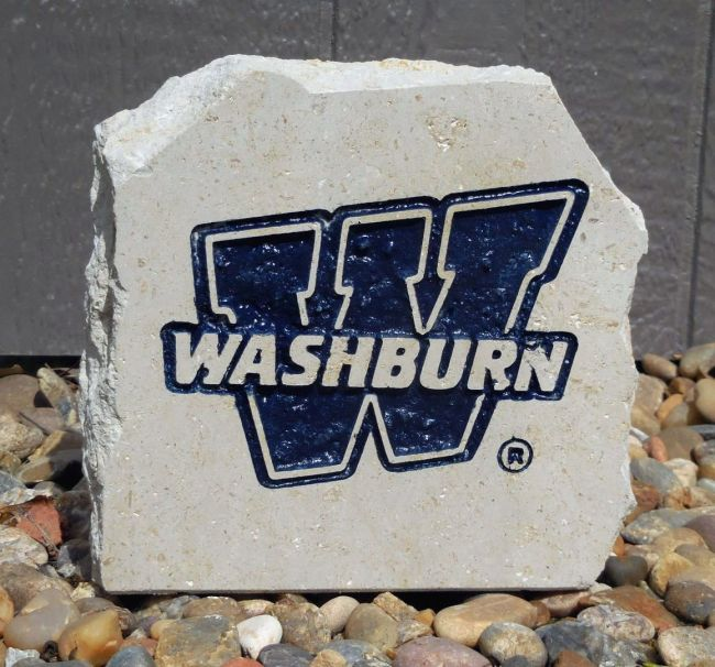 washburn desk stone