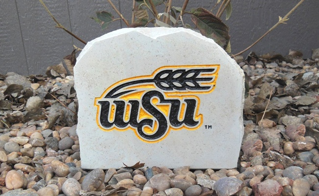 wichita wsu porch stone